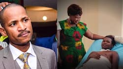 """Babu Owino Heartbroken following Death of DJ Evolve's Mother: """"You Were Mum to Me"""""""