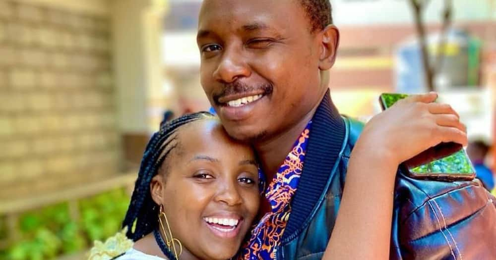 Kymo Music, Wife Pika Na Raych are new parents to a girl.