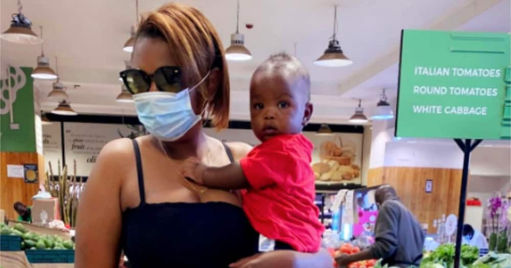 """Karen Nyamu Talks of Son She Got with Samidoh, """"He Is a Love Letter from God"""""""
