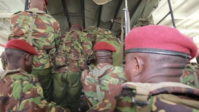 Kiambu: Afisa wa GSU Aripotiwa Kutoweka, Shughuli ya Kumsaka Yaanza