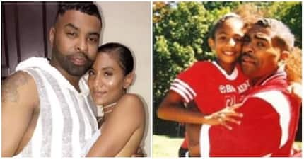 Young lady recreates lovely throwback photo with dad on her 23rd birthday