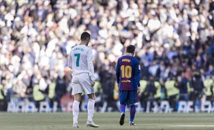 FIFA furious at Ronaldo and Messi for snubbing award ceremony in London
