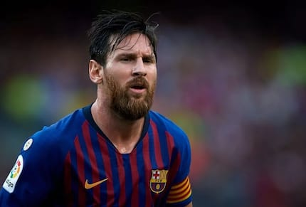 He is the best! Barcelona blast FIFA after snubbing Messi out of shortlist for Best Player Award