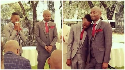 Africans react to photos of two gay men that surfaced online