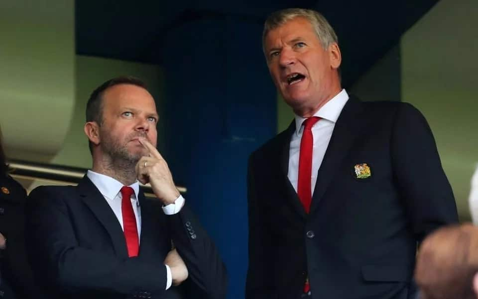 Mourinho furious with Man United chief Ed Woodward after canceling transfer talks