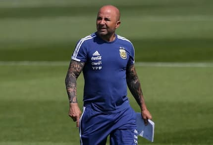 Argentina coach Jorge Sampaoli quits after disappointing World Cup campaign