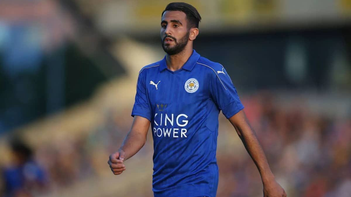 Riyad Mahrez blasts Leicester for blocking his dream move to Manchester City