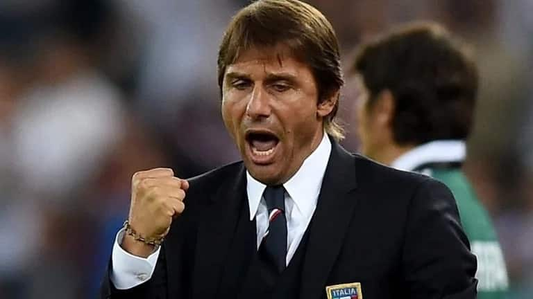 Antonio Conte aims dig at Arsene Wenger over recent Arsenal failure