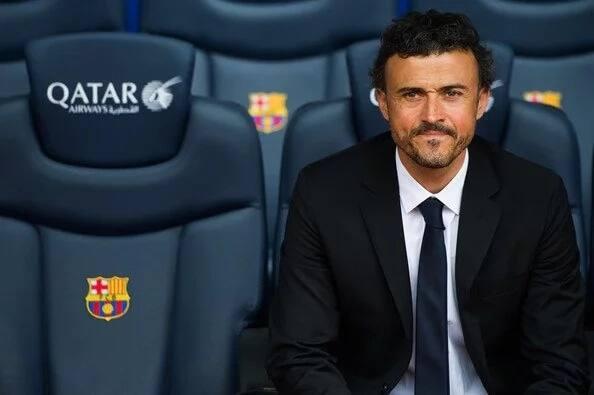Former Barcelona manager Luis Enrique favourite to replace Antonio Conte