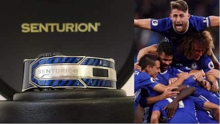 Heart of Gold! See the special gifts David Luiz bought for Chelsea teammates (photos)