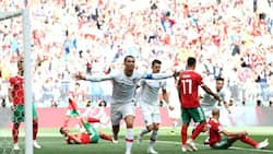 Portugal beat Morocco 1-0 in Russia as Ronaldo becomes Europe's all-time top international scorer