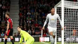 Lukaku, Smalling on target as red hot Manchester United humble Bournemouth