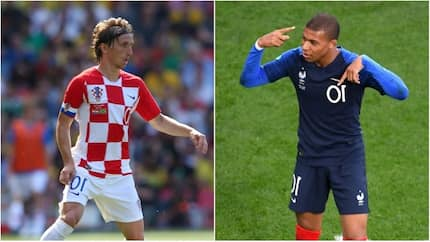 Russia 2018 final preview: France vs Croatia (possible line ups, venue and time)